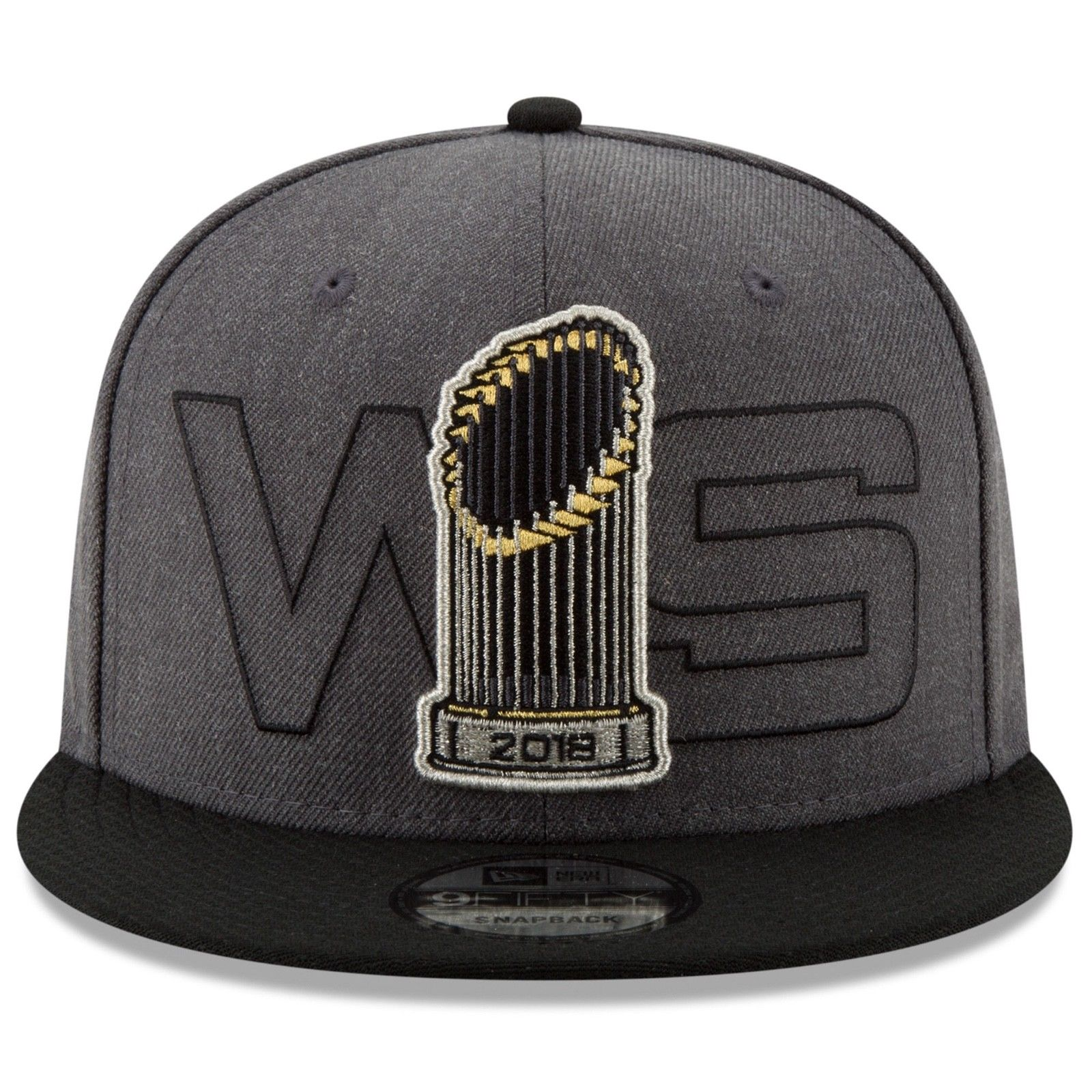 d9218740dc1 BOSTON New Era 9FIFTY 2018 MLB World Series Commissioner s Trophy